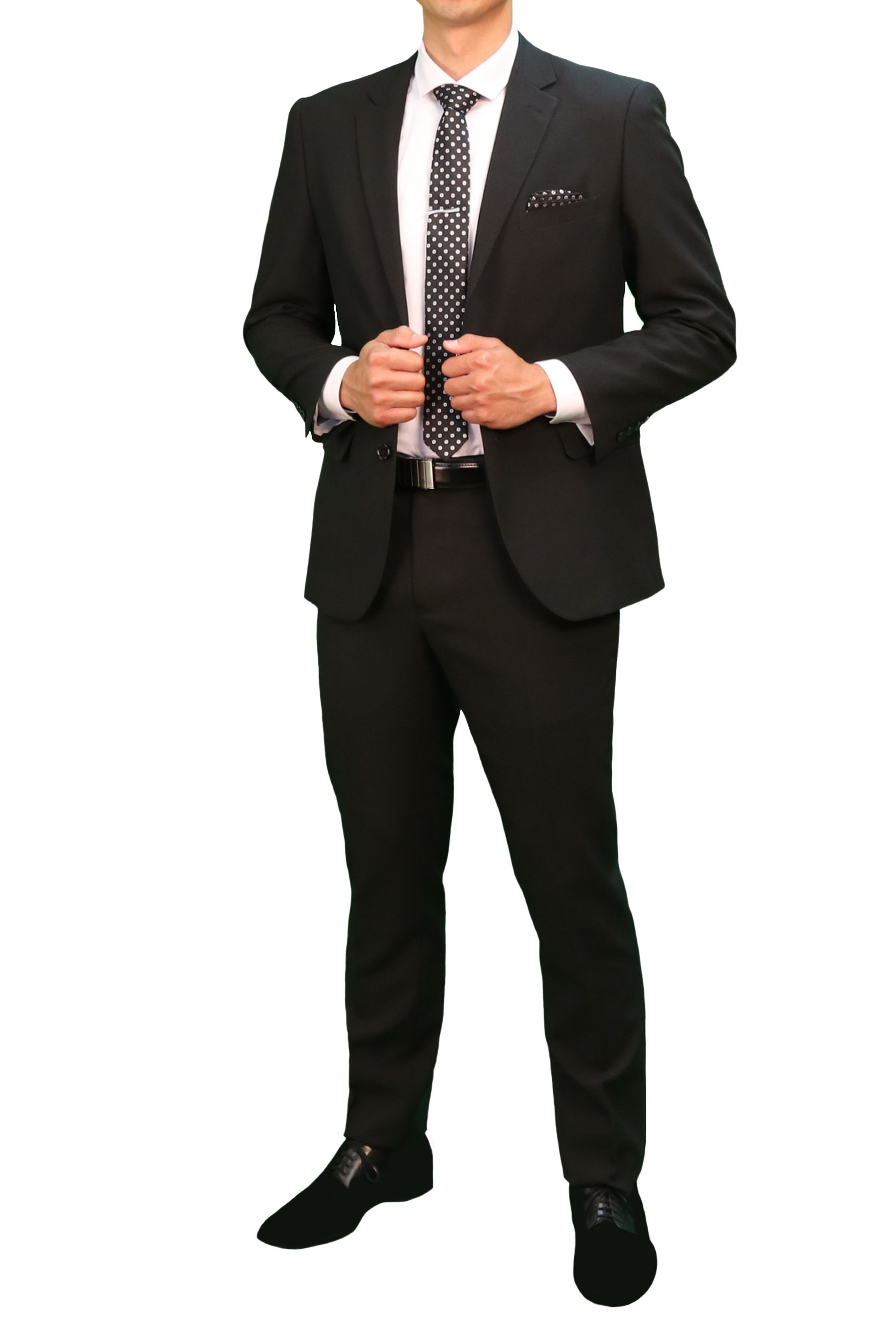 Classic Fit Black Suit_072418_IMG_4180
